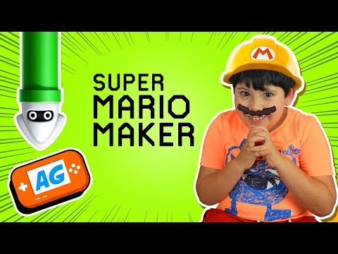 Super Mario Maker Re- Jugando a Super Mario Maker Nuevos Niv