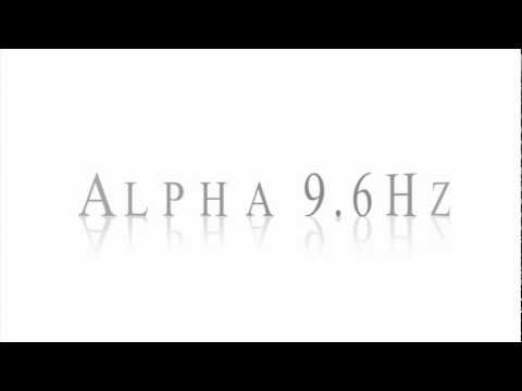 Earth's Magnetic Field Binaural Beat Session - Alpha 9.6Hz