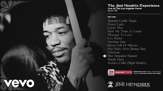 Download Jimi Hendrix - Star Spangled Banner (LA Forum 1970) MP3 song and Music Video