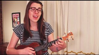 Faithfully (Journey cover by Danielle Ate the Sandwich on the ukulele)