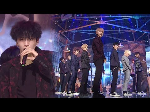 《Comeback Special》 PENTAGON(펜타곤) - Like This @인기가요 Inkigayo 20170910