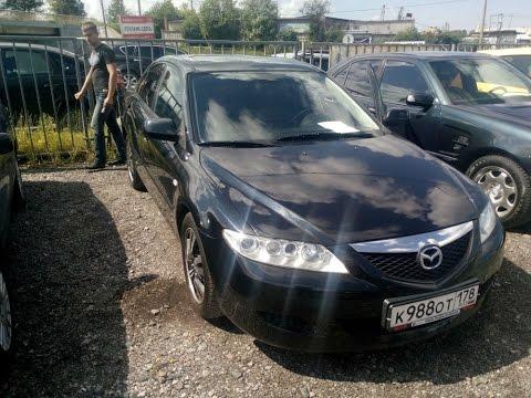 Выбираем б\у авто Mazda 6 GG (бюджет 300-350 тр)