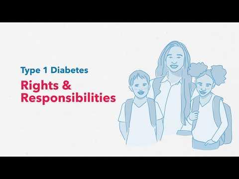 Type 1 Diabetes at School: Rights & Responsibilities