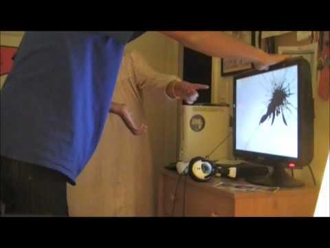Broken TV Screen Prank On Parents