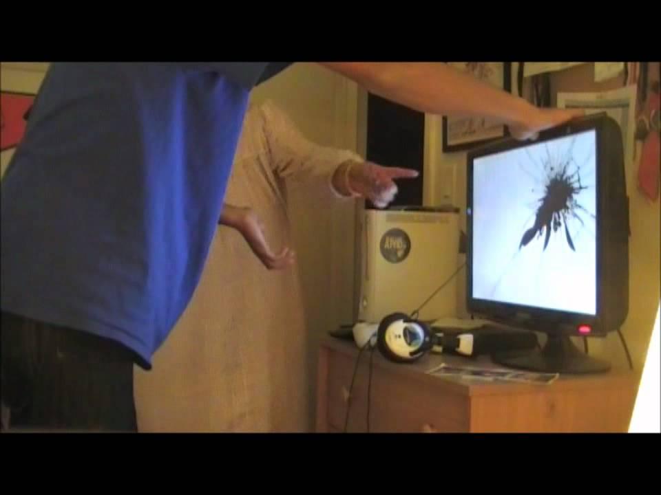Broken tv screen prank on parents youtube - How to do the broken tv screen prank ...