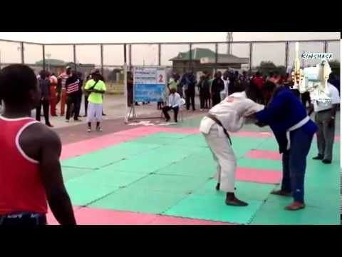Kinshasa JUDO : ONATRA vs NGIRI-NGIRI