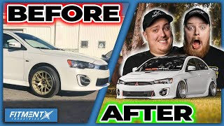 Reviewing YOUR Car Transformations!