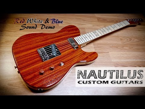 Nautilus Custom Guitars