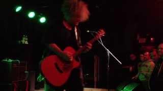 King Buzzo Acoustic - Revolve - Riot Room - 3.8.2014 - KC, MO