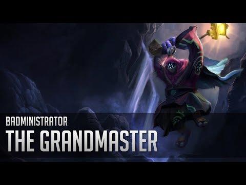 Badministrator - The Grandmaster (Jax Tribute)