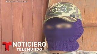 Espeluznantes palabras de asesino a sueldo en México | Noticiero | Noticias Telemundo