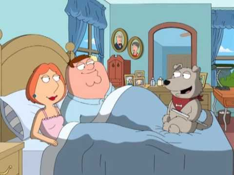 new brian family guy