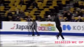 The FACT:  How Denis Ten Interfered with Yuzuru at the Worlds