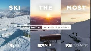 Multiday Pass - Earlybird Sale Ends 31 March