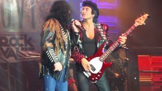 Bassist Phil Soussan with Raiding the Rock Vault in Las Vegas
