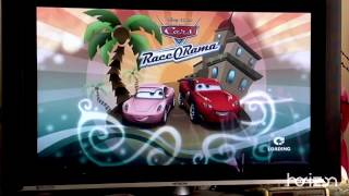 Disney Pixar Cars: Race-O-Rama El Materdor | By Game-Lection From Zav S TV