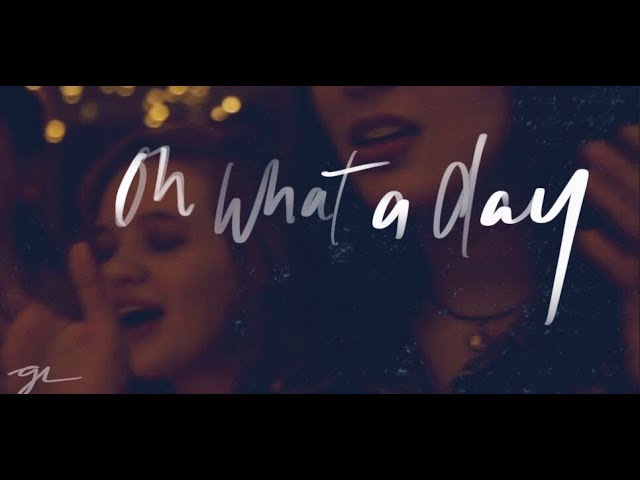 Oh What a Day (Lyric Video) // Giant Lion