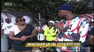 #Khaligraph Jones, #Nyashinski, #Oktopizo, king kaka, Otile brown, #Jalango, Mwende, Willy Tuva