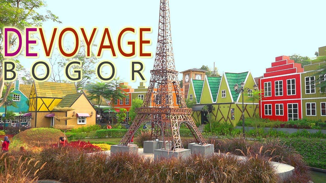 Devoyage Bogor, Enjoying European Village