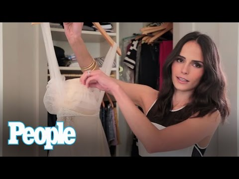Jordana Brewster Hearts Her Closet  People