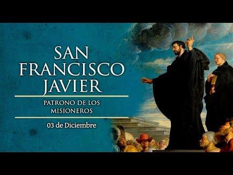 A las 23:00 🙏🏼 Santo Rosario en el día de San Francisco Javier (03-12-2018)