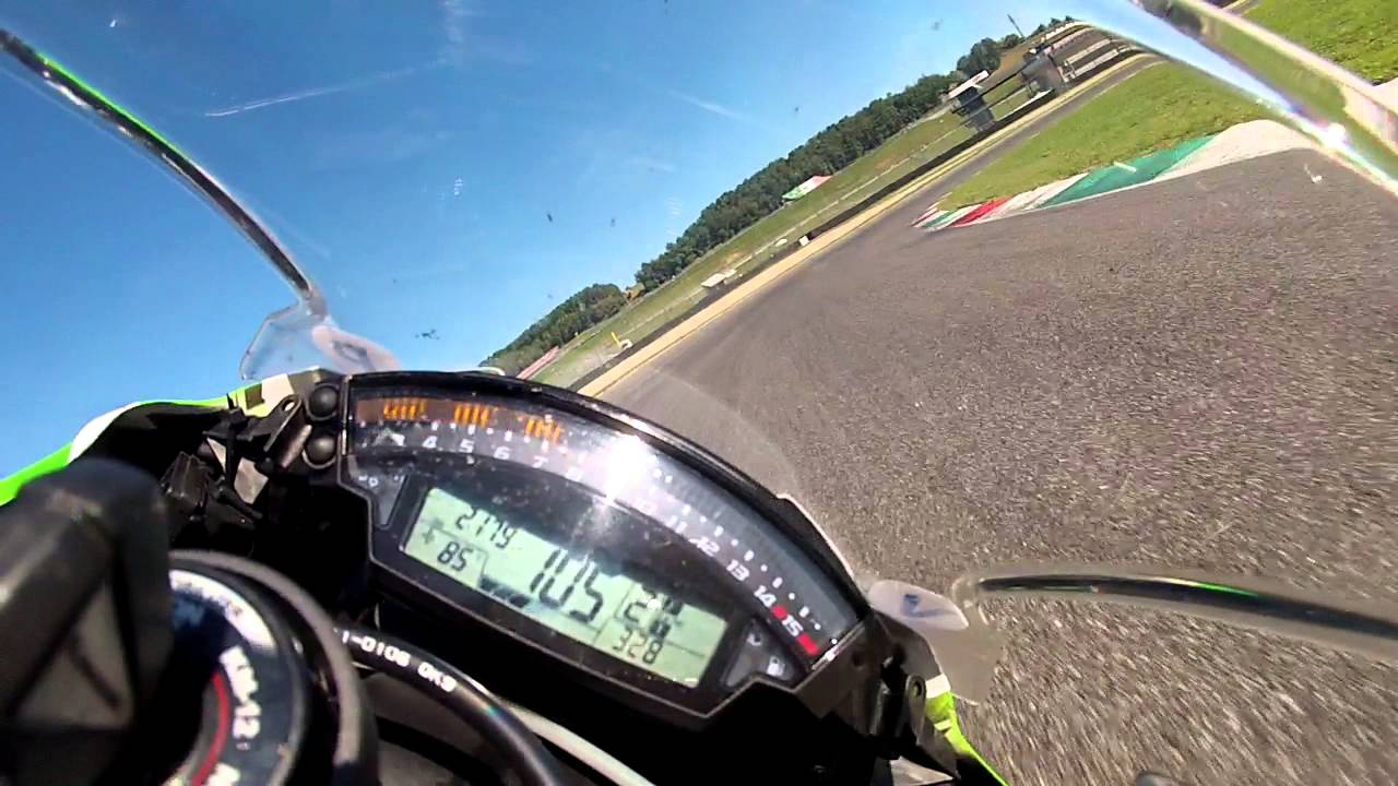 new ninja zx-10r top speed, handling, fun test @ mugello - youtube