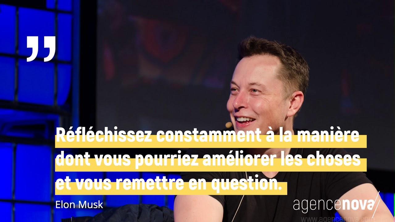 Citation Elon Musk Youtube