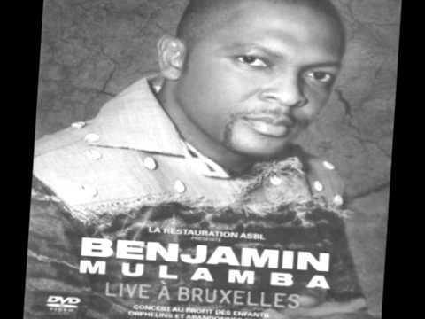 Benjamin mulamba :Tshimpinga