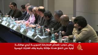 وقائع في سوريا والصدى بأنقرة