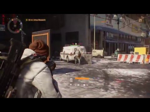 Tom Clancy's The Division (PC) : Clearing Tech Side Missions to Unlock Signature Skill