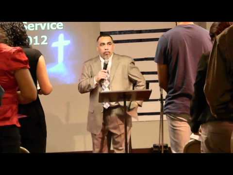 Spanish Service at Promiseland Church Of God - 05/18/12