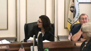 Vann, Colusa County Board of Supervisors, Colusa, August 28, 2012 Part 1 of 3