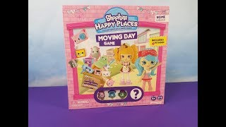 Game On #3 - Shopkins Happy Places Moving Day Game