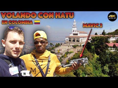 """Volando Con Hatu En Colombia """"Mavic2 Zoom"""" 4K/DronePilot"""