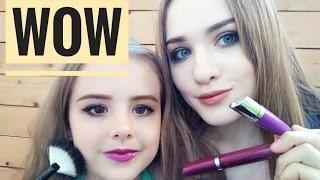 как сделать макияж видео ребенка