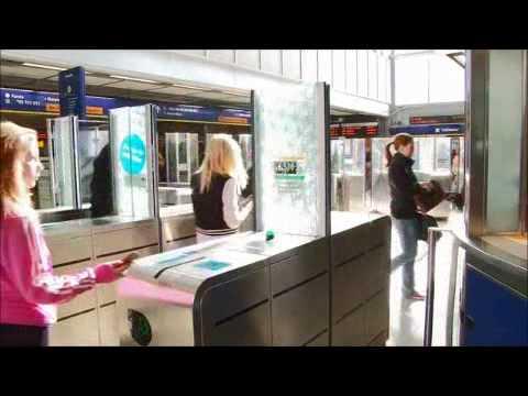 Stockhoml Metro SMS Tickets