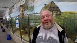 Besuch: Interview Norbert Zajac Zoogeschäft Duisburg 05 2015