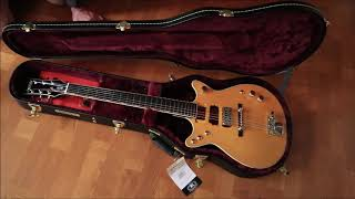 Unboxing Gretsch G6131 MY Malcolm Young
