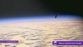 NASA Space Shuttle STS 88 mission, Black Knight UFO 1998 الجسم الفضائى
