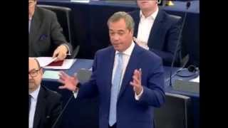 "Nigel Farage; ""The British Referendum Offers a Golden Opportunity"""