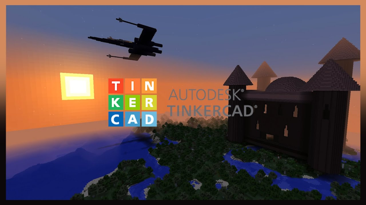 The easiest 3D design mod around | Tinkercad
