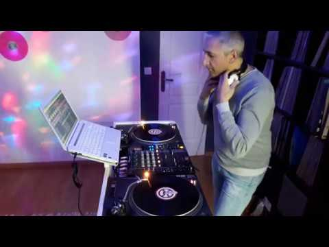 mix house funk disco club (avril 2017) par AntonioP