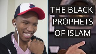 REACTION TO Why Was There Never A Black Prophet?! - Omar Suleiman