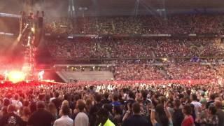 Coldplay God Put a Smile Upon Your Face Stade de France Paris 15/07/2017