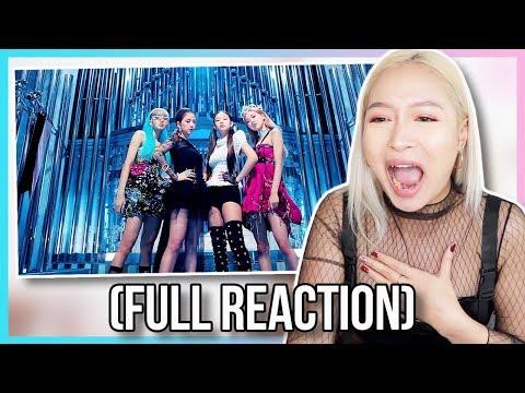 REACTION BLACKPINK - &39;Kill This Love&39; MV REACTION