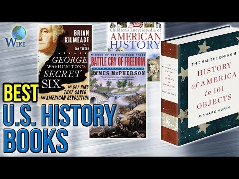 10 Best U.S. History Books 2017