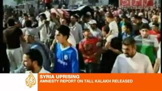 Syria Accused Of Crimes Against Humanity