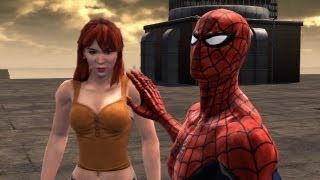 Spider-Man: Web of Shadows - Good Ending - Final Showdown: Spider-Man Vs. Venom