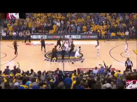 Cleveland Cavaliers vs Golden State Warriors 1st Half Highlight