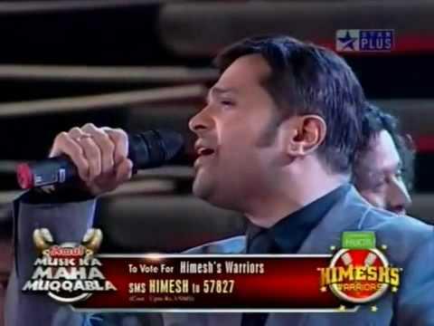 Himesh Reshammiya Medley (Music Ka Maha Muqabla) vs Shreya's Team